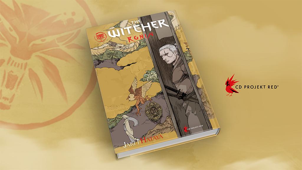 《巫师》官方认证衍生漫画开启众筹 杰洛特的日本东洋之旅