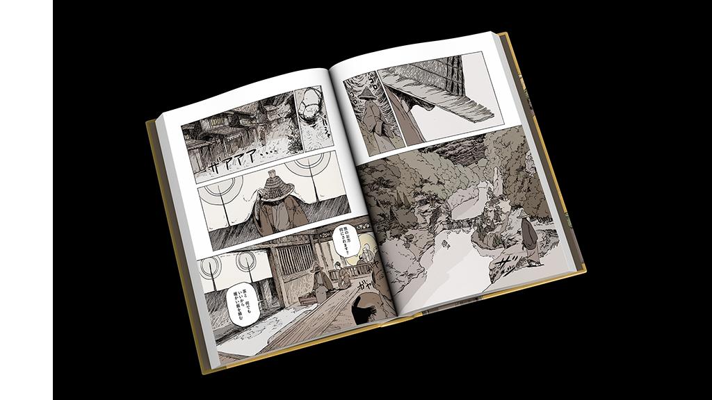 《巫师》官方认证衍生漫画开启众筹 早期支援可得精美雕像
