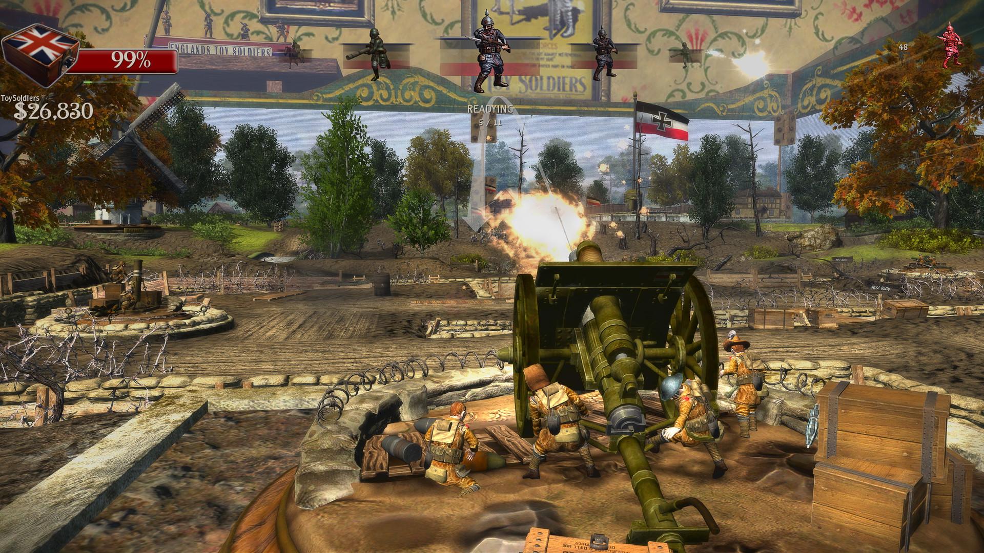 官方宣布《玩具士兵HD》延期 9月30日正式发售