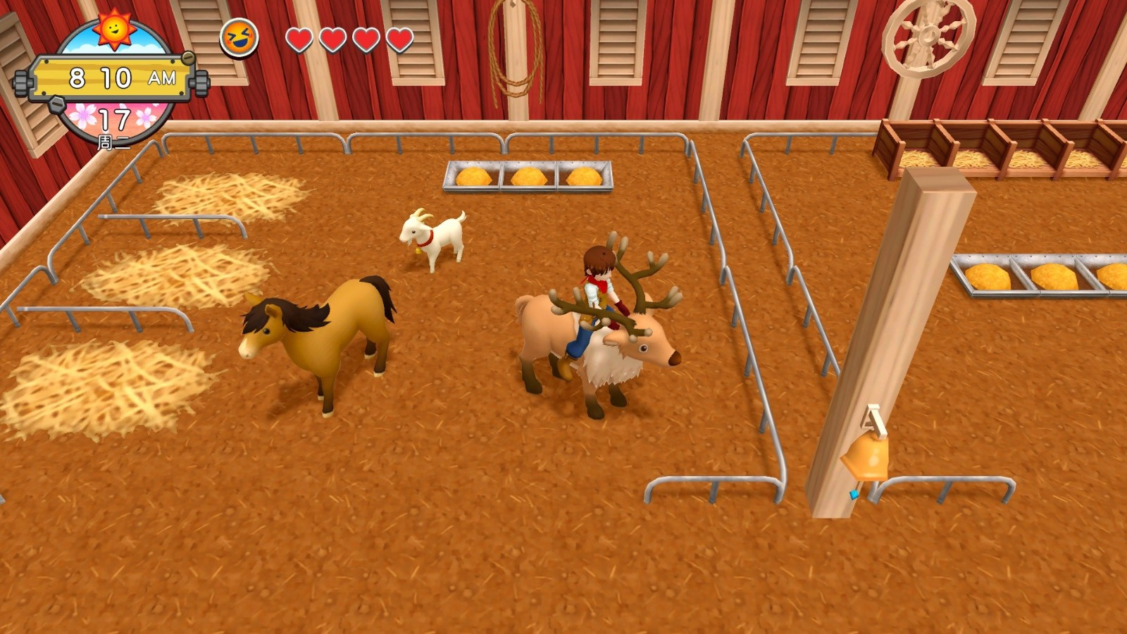 农场模拟《丰饶之月:一个世界》现已在Steam发售