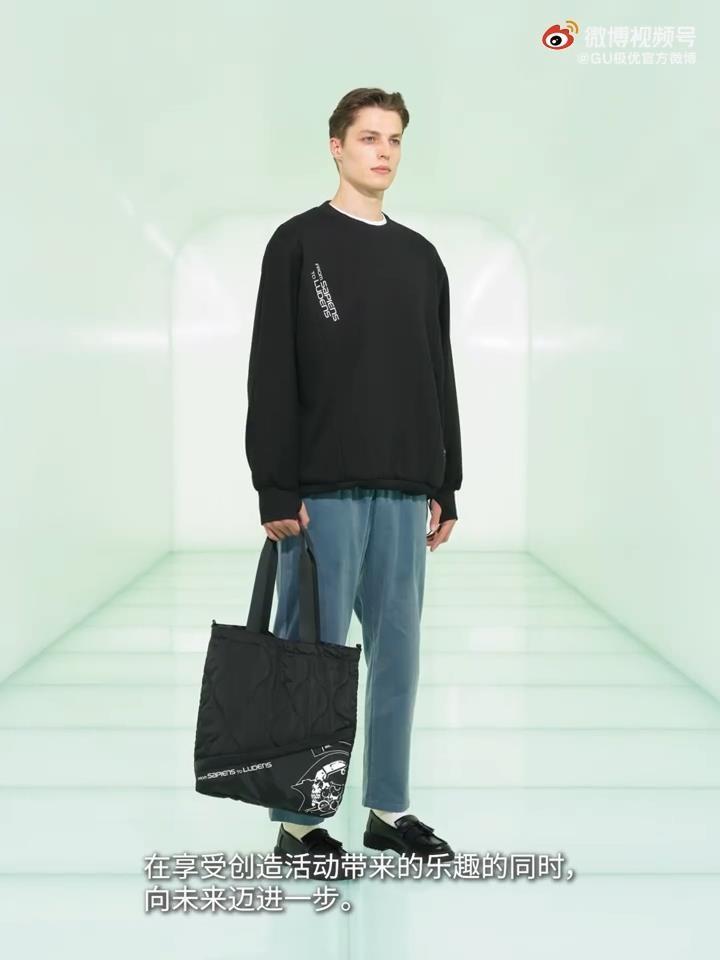 GU与小岛工作室联动推出服饰 将于9月正式开售