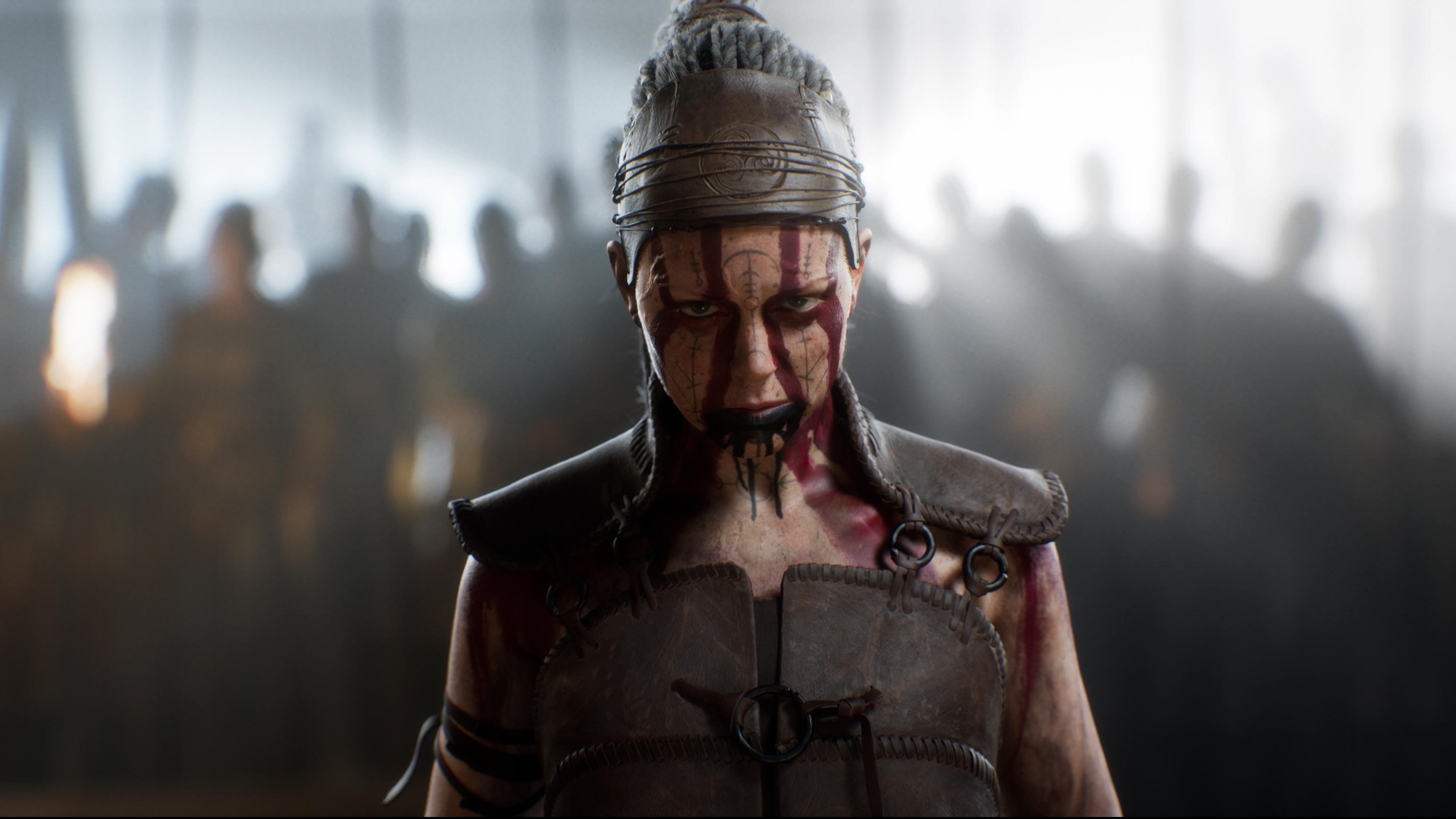 《地狱之刃2》开发者展示高精度材质 燃烧皮革并将其进行高保真扫描