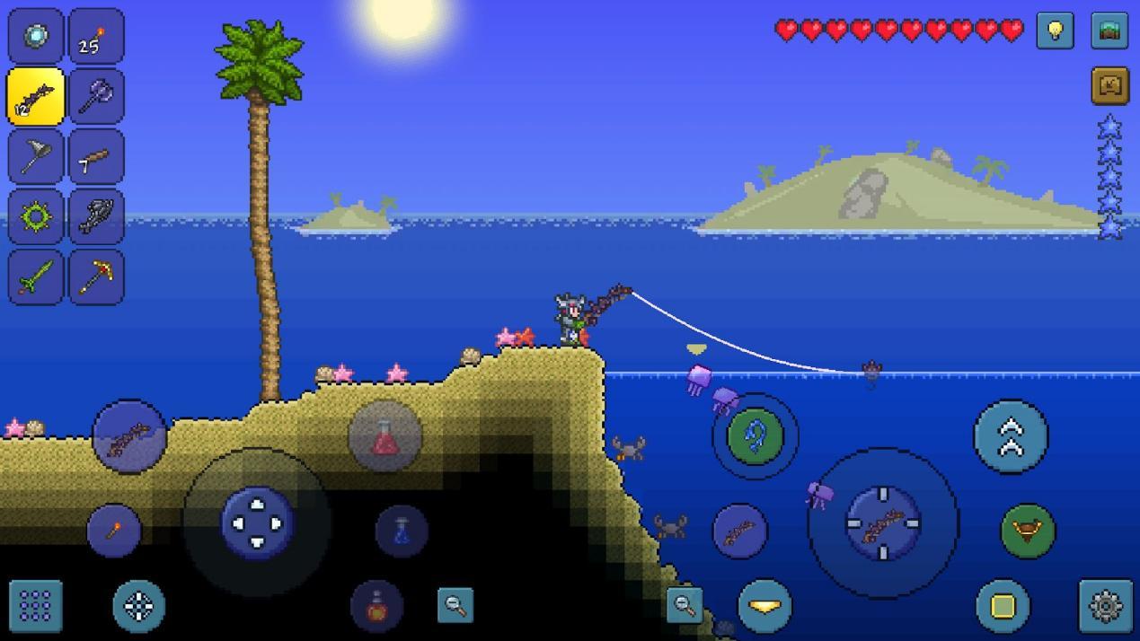 《泰拉瑞亚》迎来了旅途的终点,但玩家们的冒险才刚刚开始
