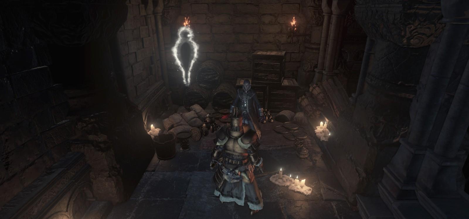 《黑暗之魂3》大型Mod深渊的呼唤 添加诸多新内容