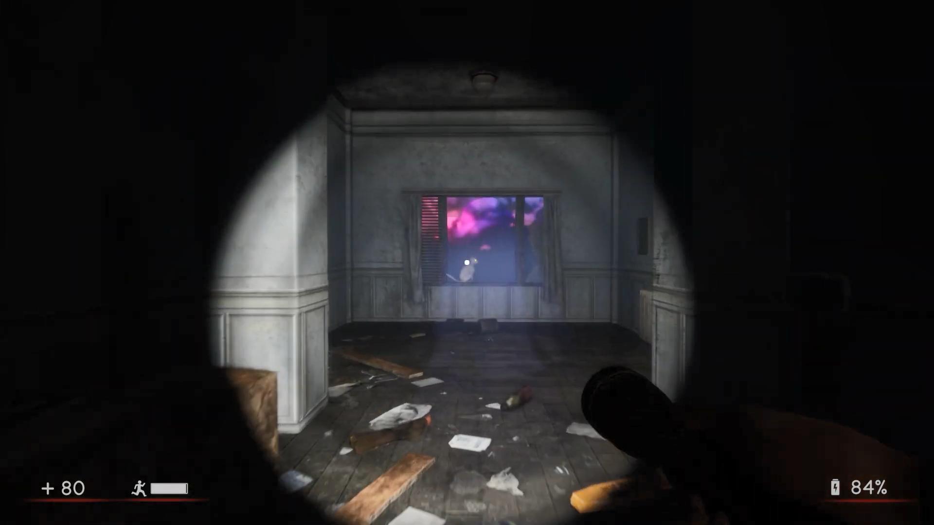 恐怖游戏《In Sound Mind》新实机演示 9月28日正式发售