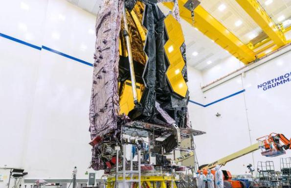探索宇宙新里程碑 詹姆斯韦伯太空望远镜12月18日升空