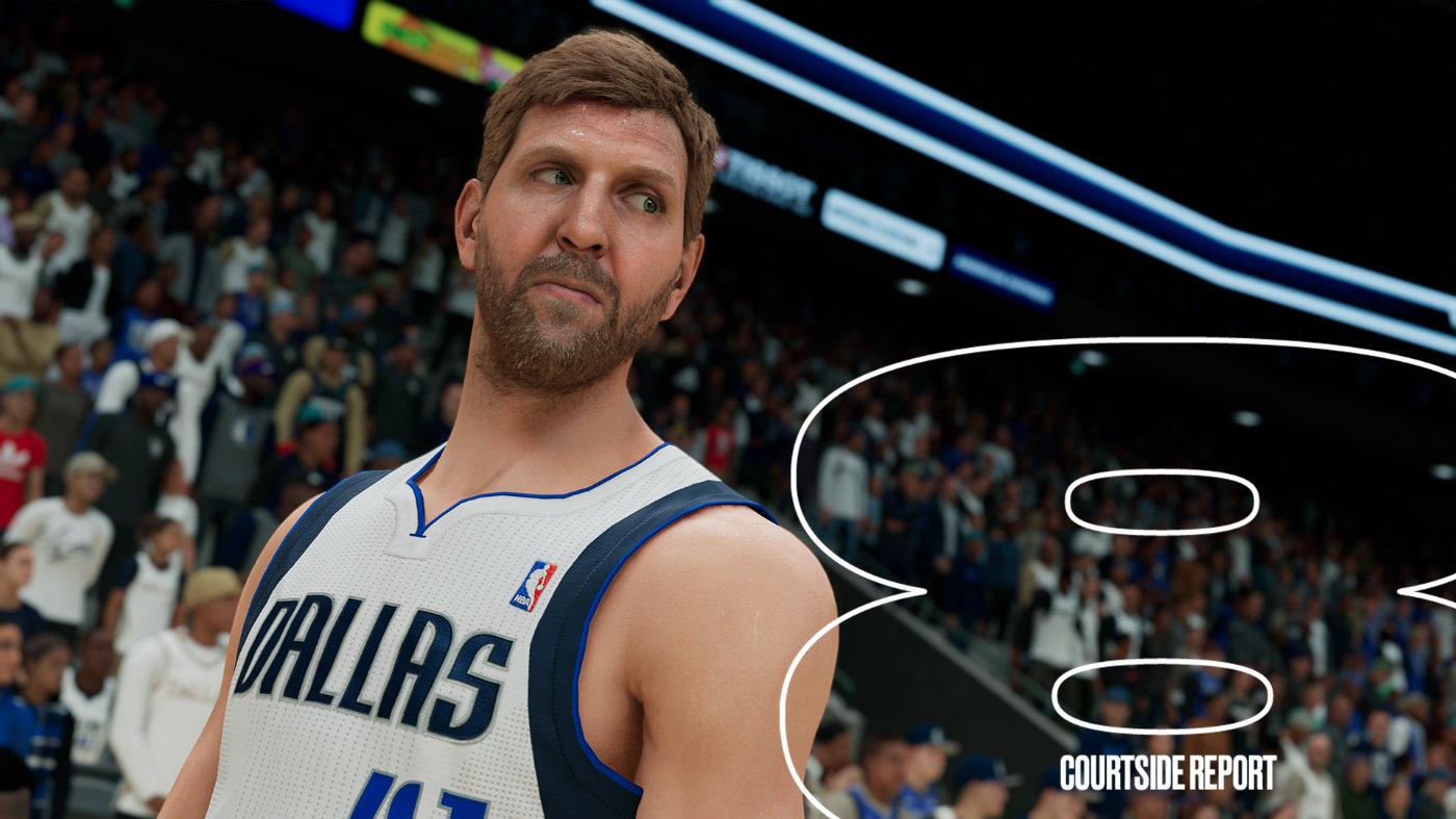 《NBA 2K22》推出全新MySTAFF模式 掌控全局