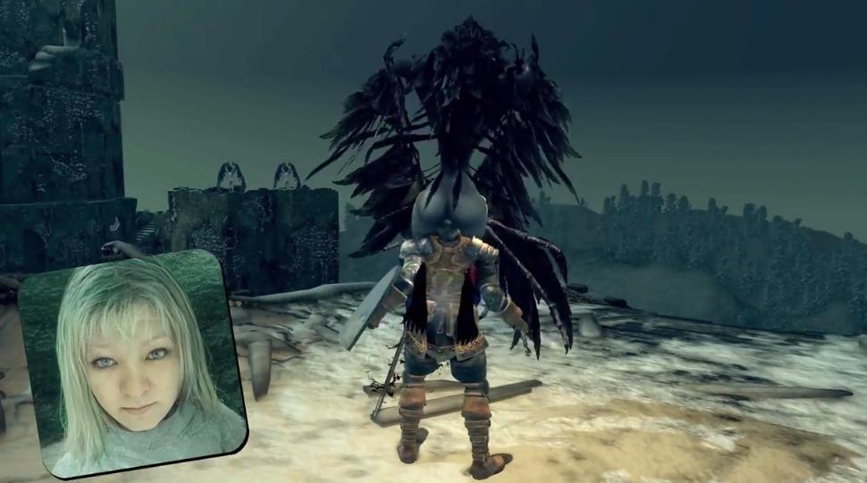 玩家将《黑暗之魂》多角色AI真人化 新形象感觉还不错