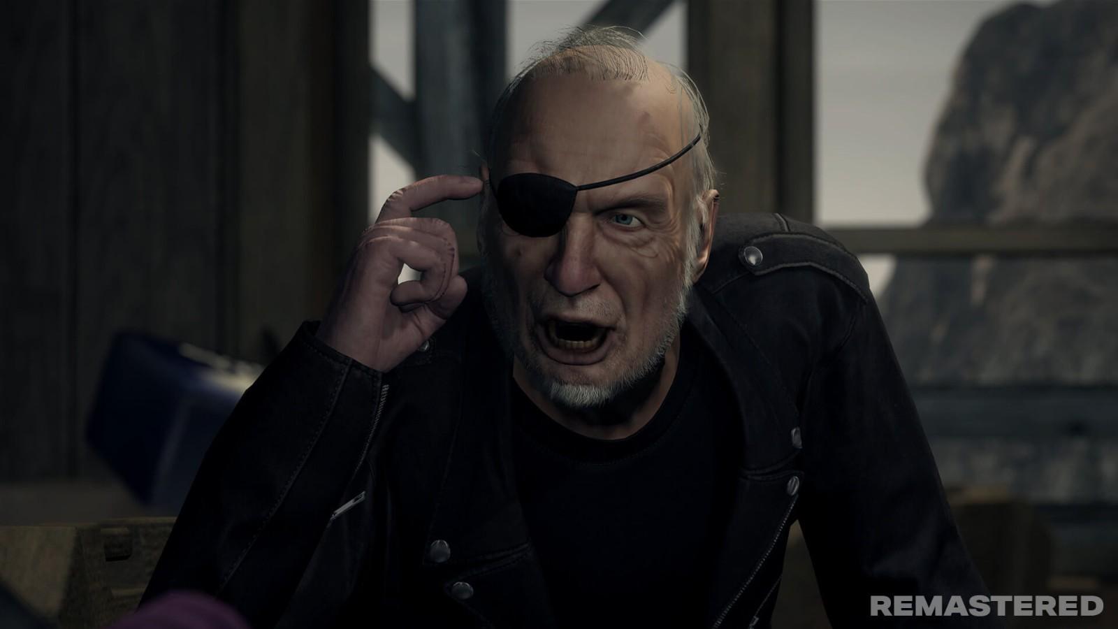《心灵杀手》复刻版与原版对比截图 画面更棒了