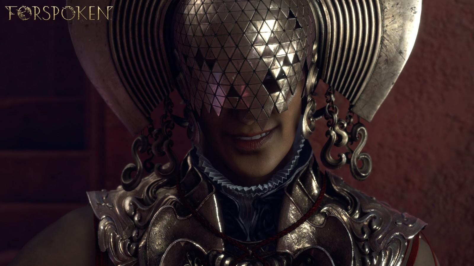 SE新作《魔咒之地》中文版剧情预告 大量新截图公开