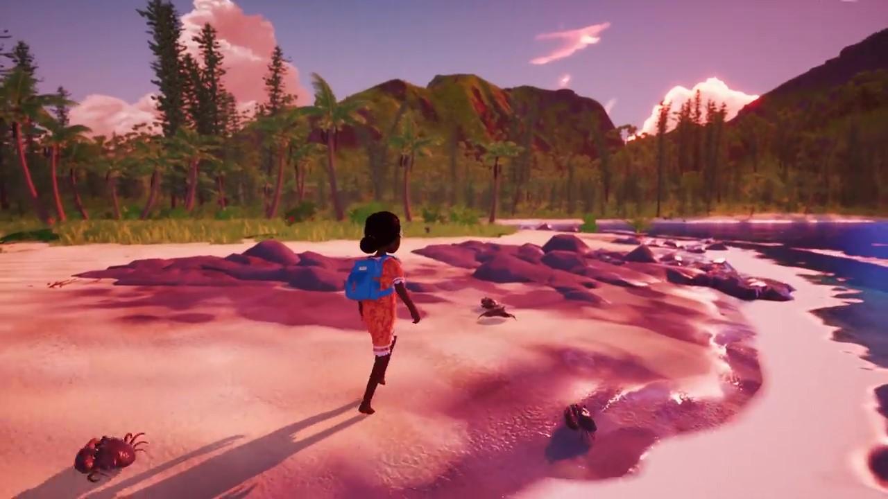 开放世界冒险游戏《Tchia》预告 2022年发售