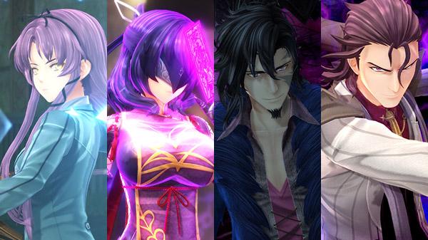 Falcom公布《英雄传说:黎之轨迹》四位新角色信息 正式版9月30日发售