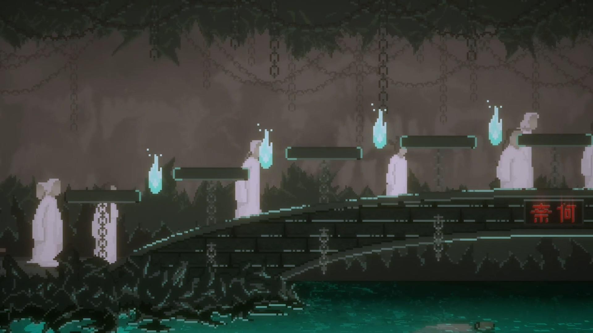 穿越时空逆梦而行 国风志怪冒险解谜游戏《山海旅人》今日发售