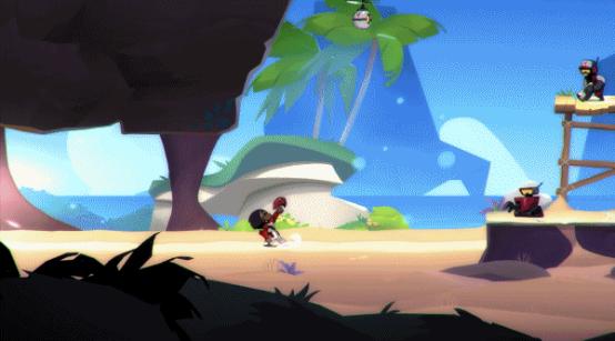 2D平台射击游戏《Blast Brigade》即将登陆PC及主机平台