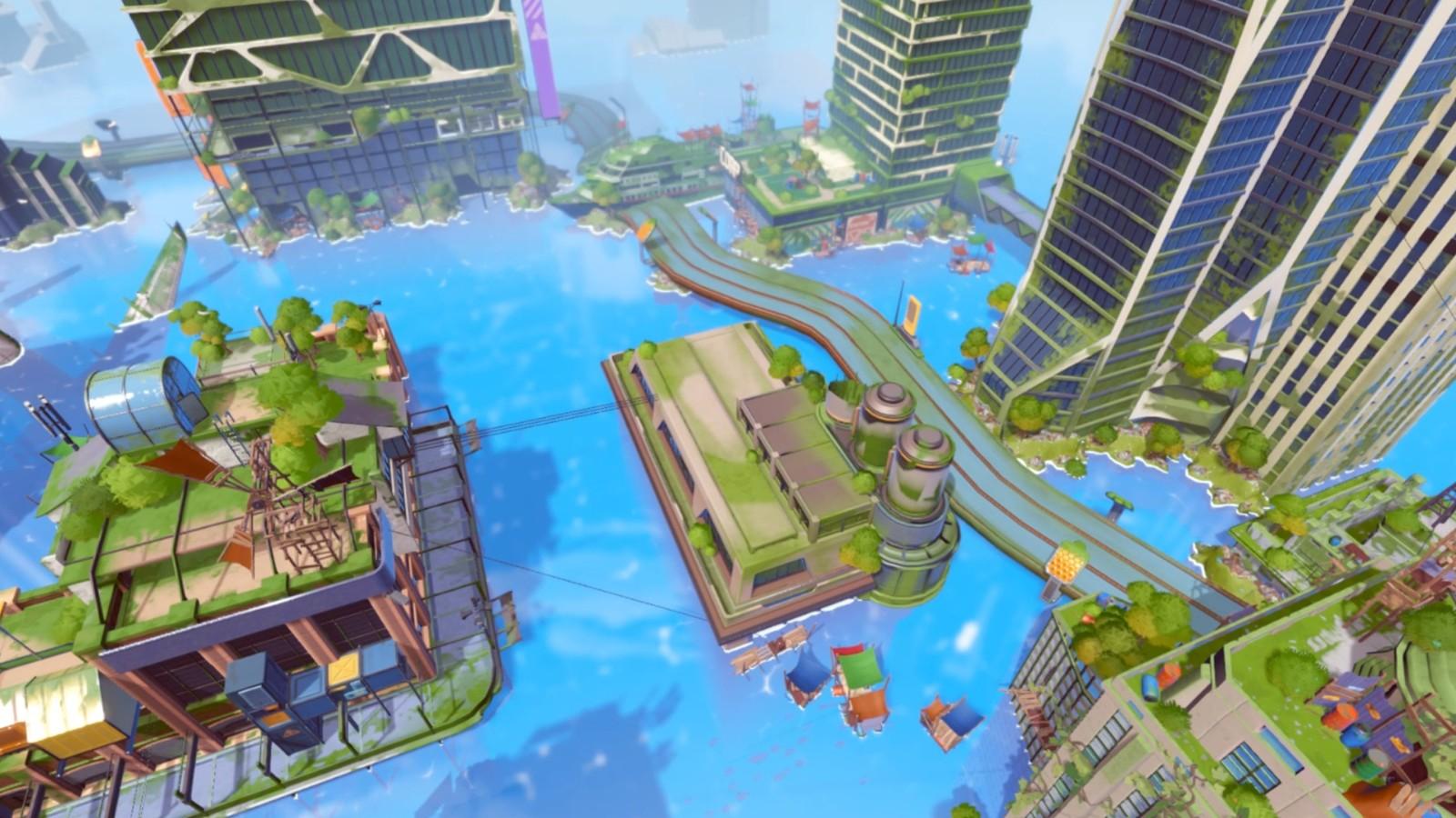 后末日设定生存游戏《我是未来》上架Steam 2022年发售