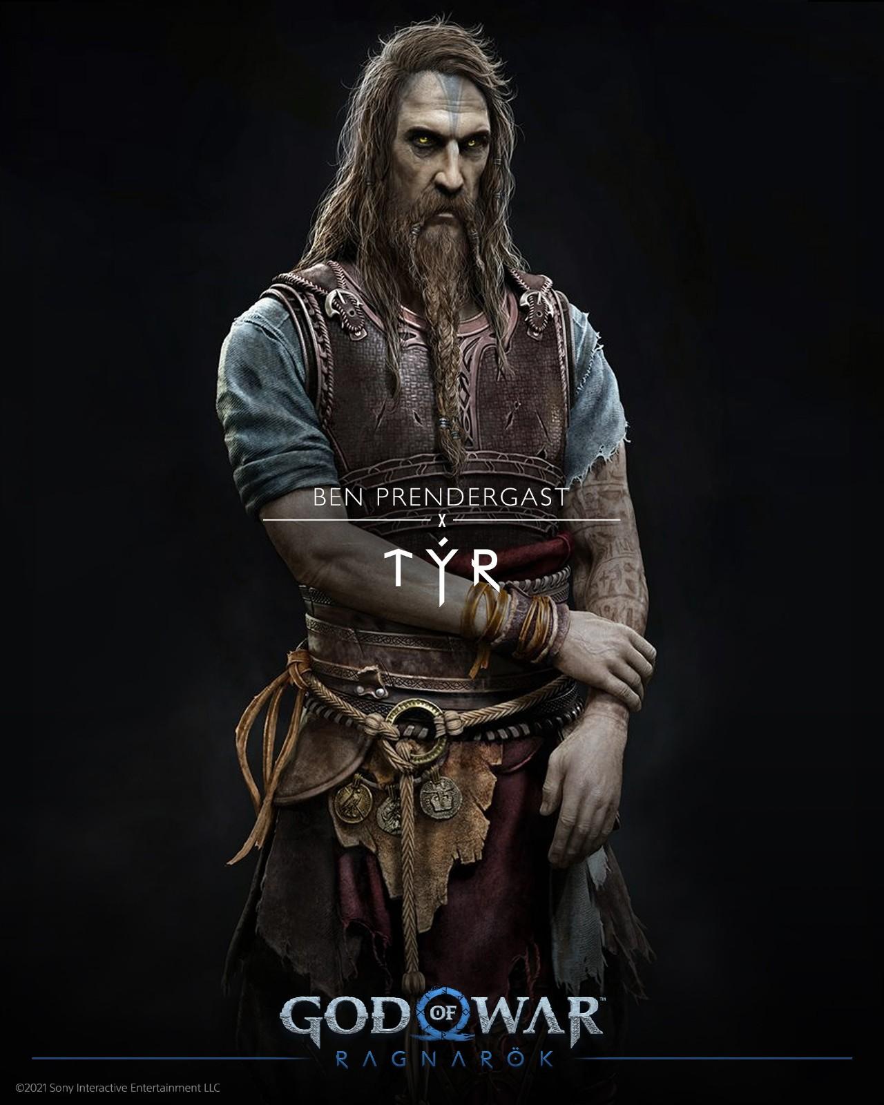 《战神5》Tyr有多高?索尼圣莫尼卡给出了答案插图7