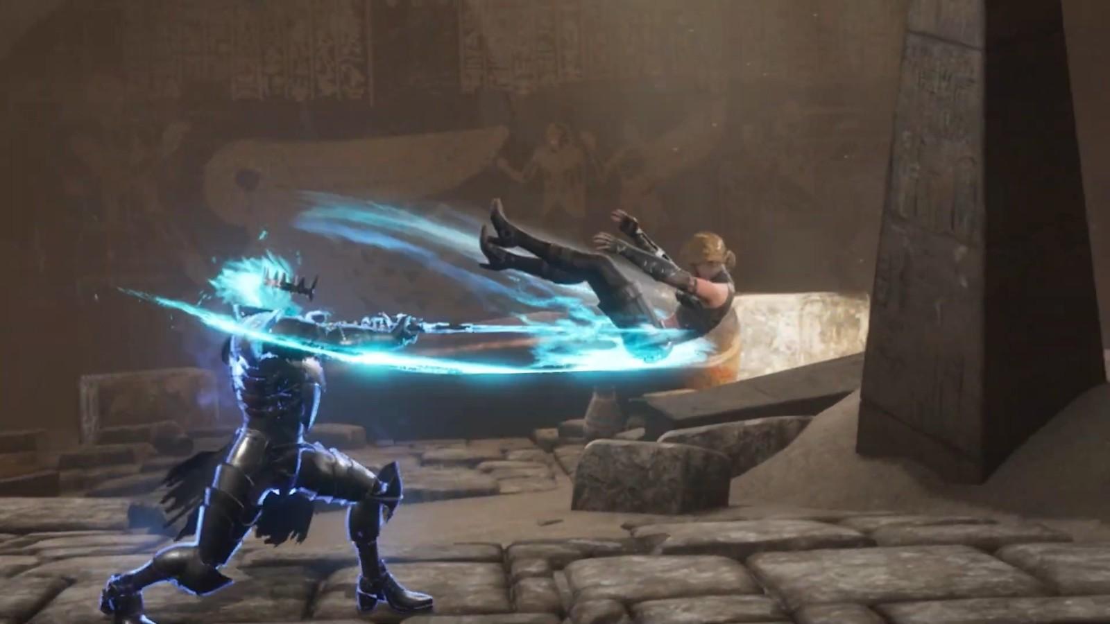 恐怖3D格斗《悲兆》9月15登陆XB1Steam版即将发售插图3