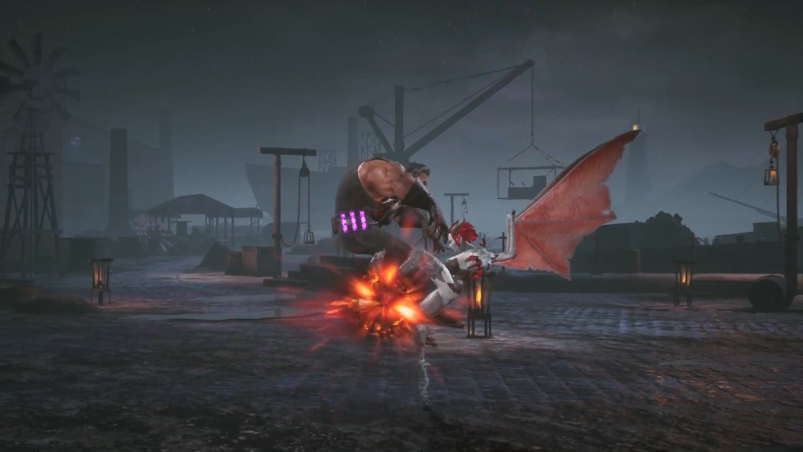 恐怖3D格斗《悲兆》9月15登陆XB1Steam版即将发售插图7