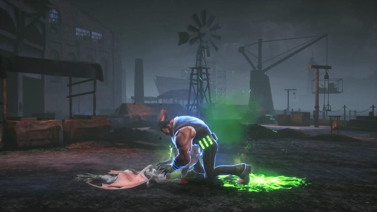 恐怖3D格斗《悲兆》9月15登陆XB1Steam版即将发售插图5