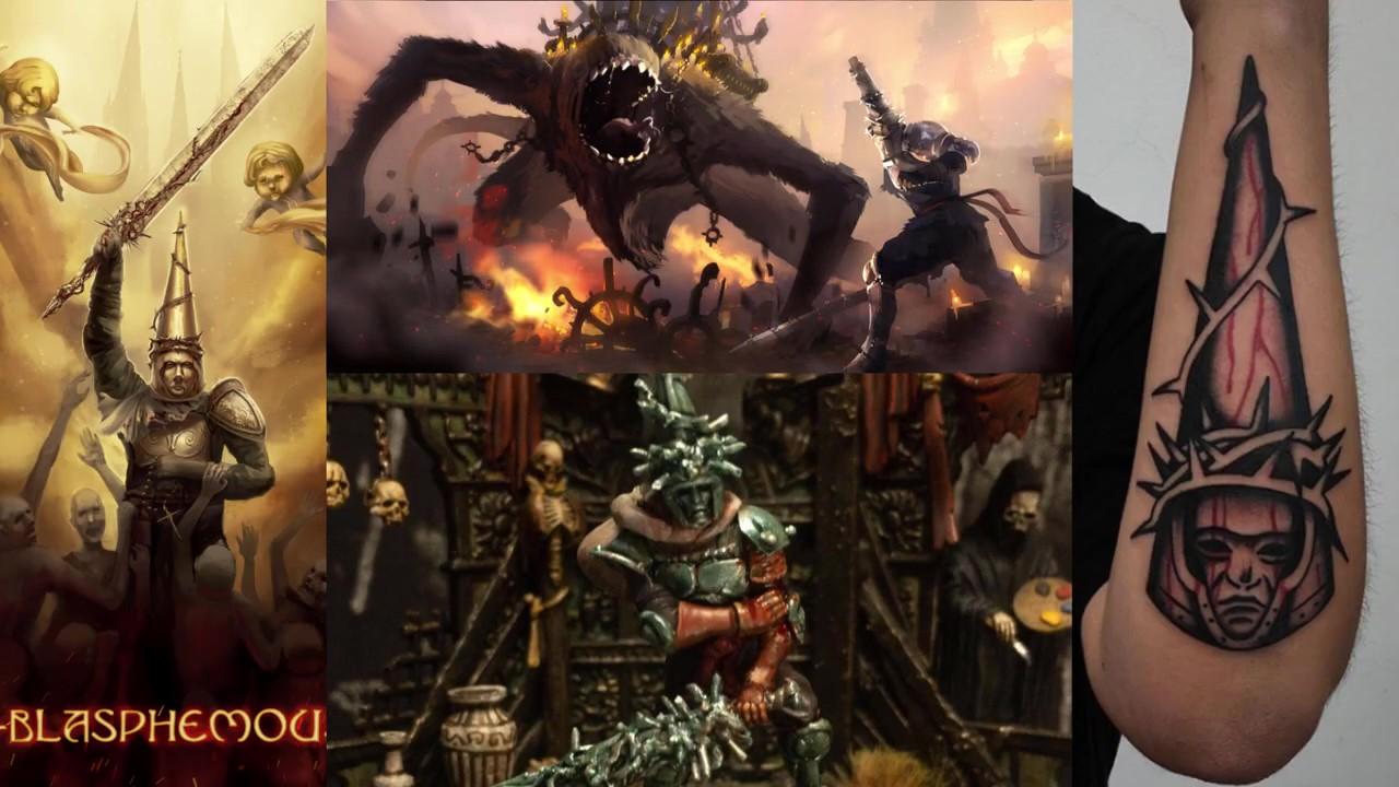 庆祝《神之亵渎》发售两周年视频发布 一场苦痛的奇迹插图9