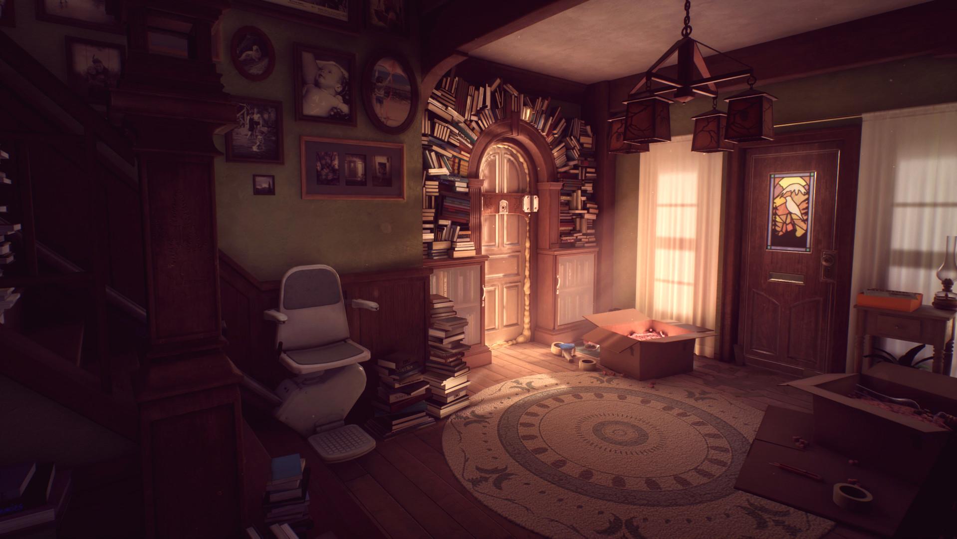 好评如潮游戏《艾迪芬奇的记忆》Steam新史低促销 仅需20元插图1