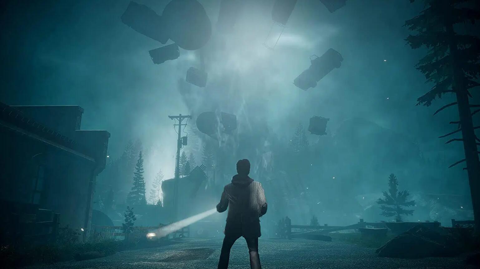 《心灵杀手:复刻版》PS5版容量和预载时间公布