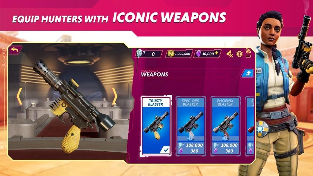 免费多人射击游戏《星球大战:猎人》公布首批截图插图3