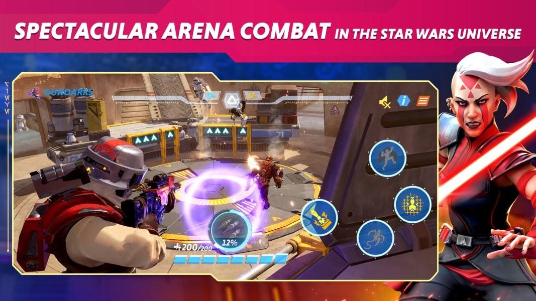 免费多人射击游戏《星球大战:猎人》公布首批截图插图5