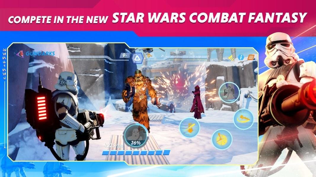 免费多人射击游戏《星球大战:猎人》公布首批截图插图7