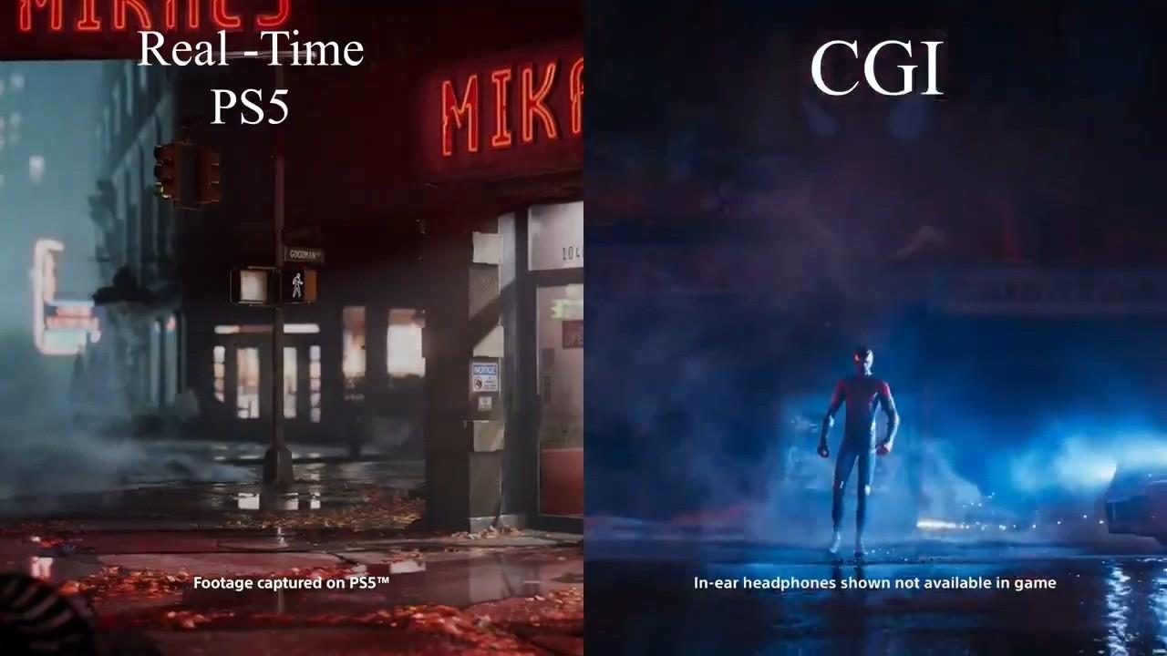 《漫威蜘蛛侠2》首支预告非CG 而是引擎内即时渲染插图3