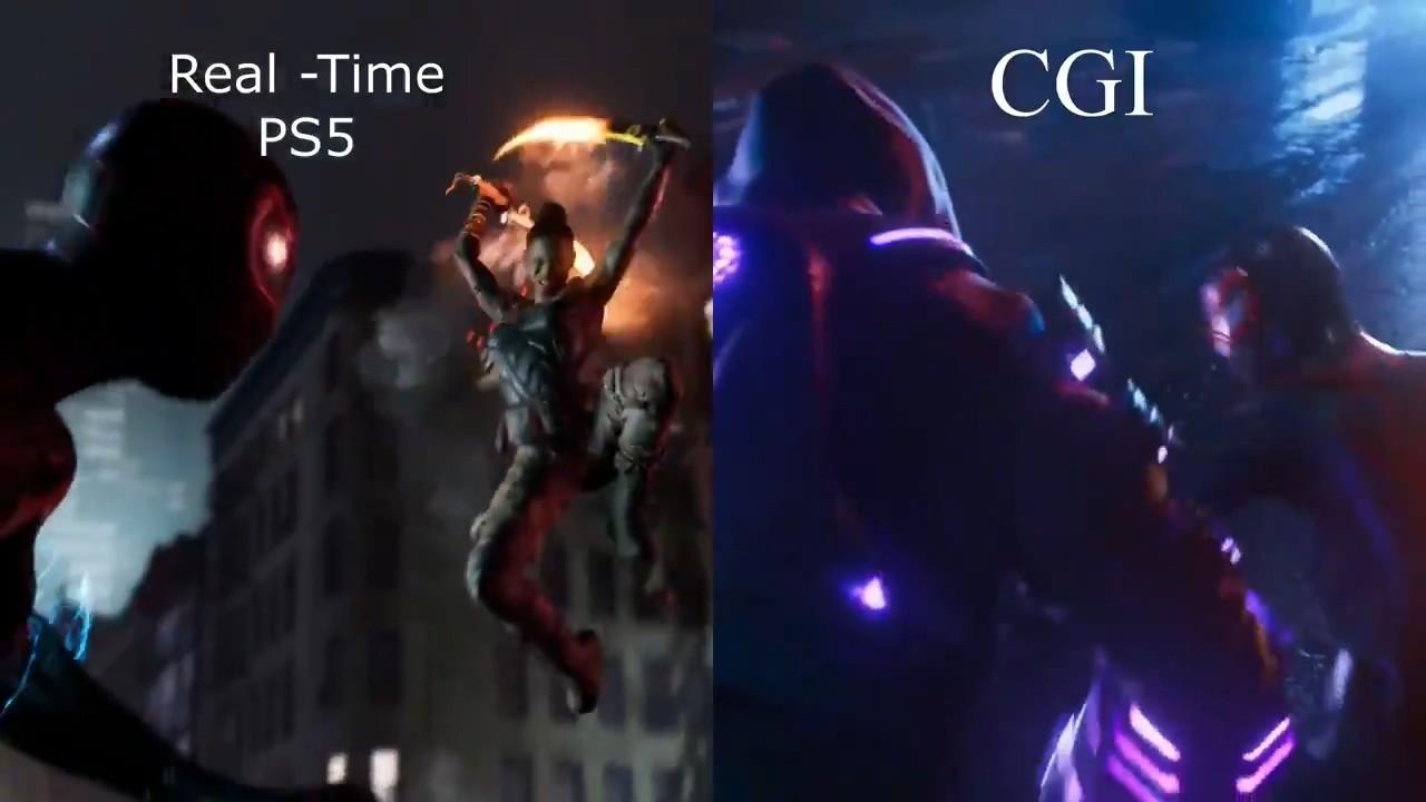 《漫威蜘蛛侠2》首支预告非CG 而是引擎内即时渲染插图9
