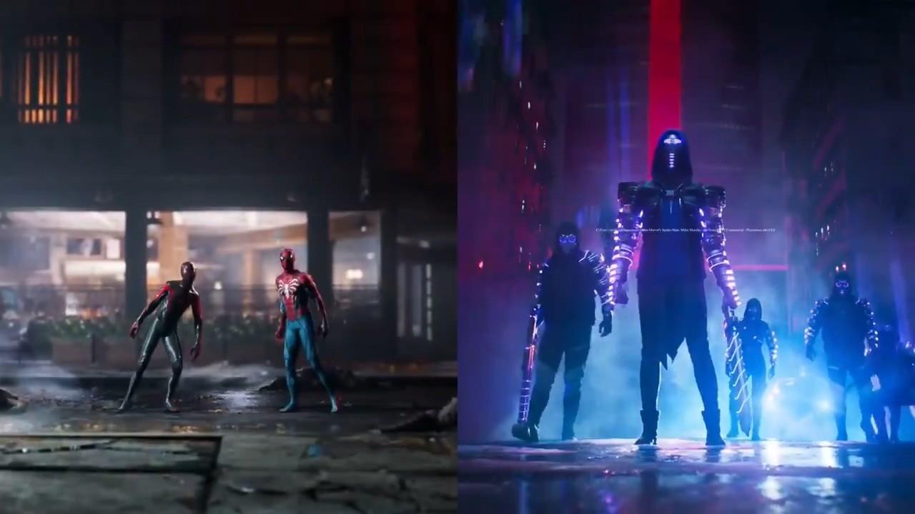 《漫威蜘蛛侠2》首支预告非CG 而是引擎内即时渲染插图11