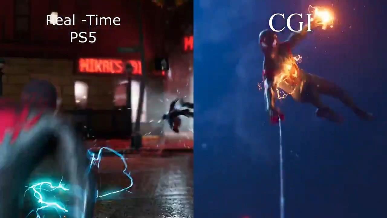 《漫威蜘蛛侠2》首支预告非CG 而是引擎内即时渲染插图7