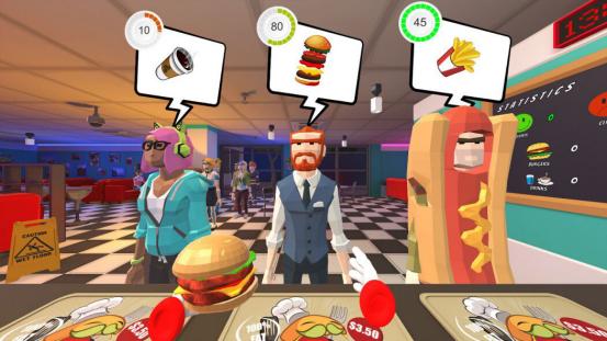 模拟经营《赛记小厨》VR游戏,奇遇3让你免费过把厨师瘾