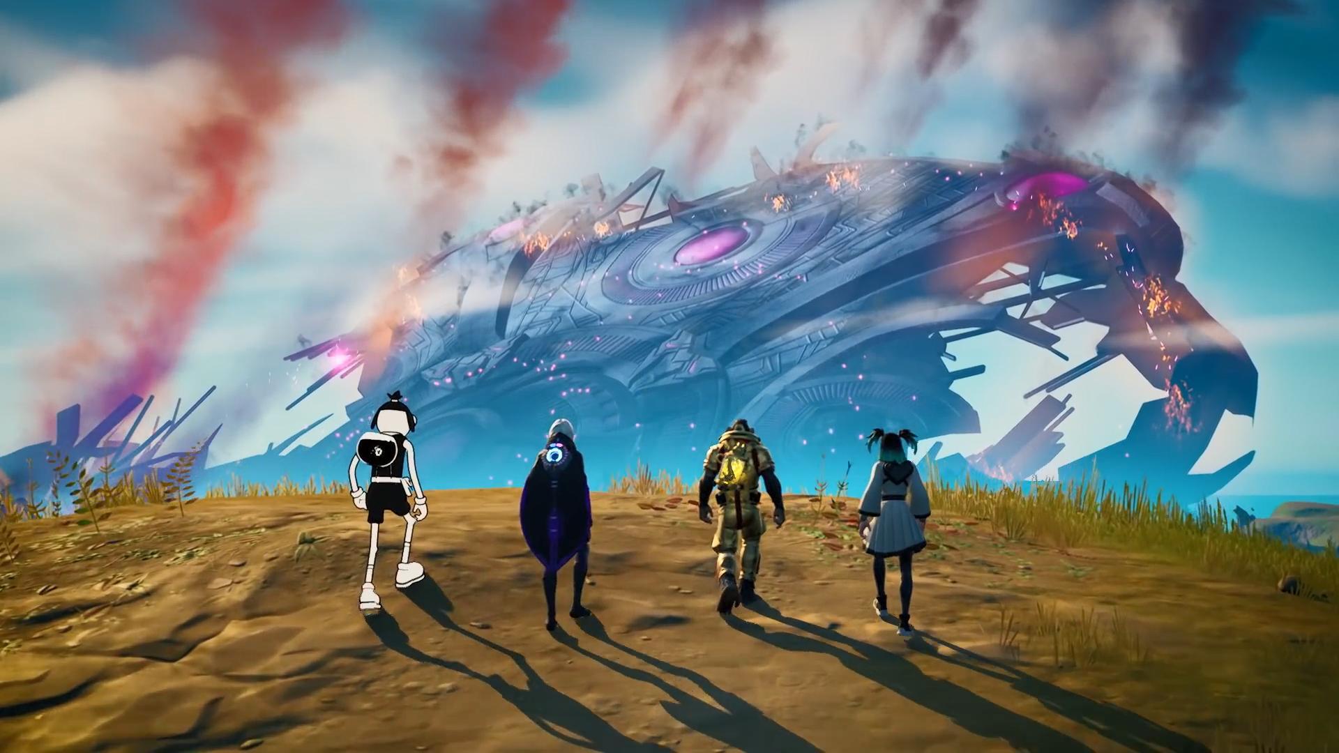 """《堡垒之夜》第二章第八赛季故事预告片 战斗通行证""""屠杀""""登场"""