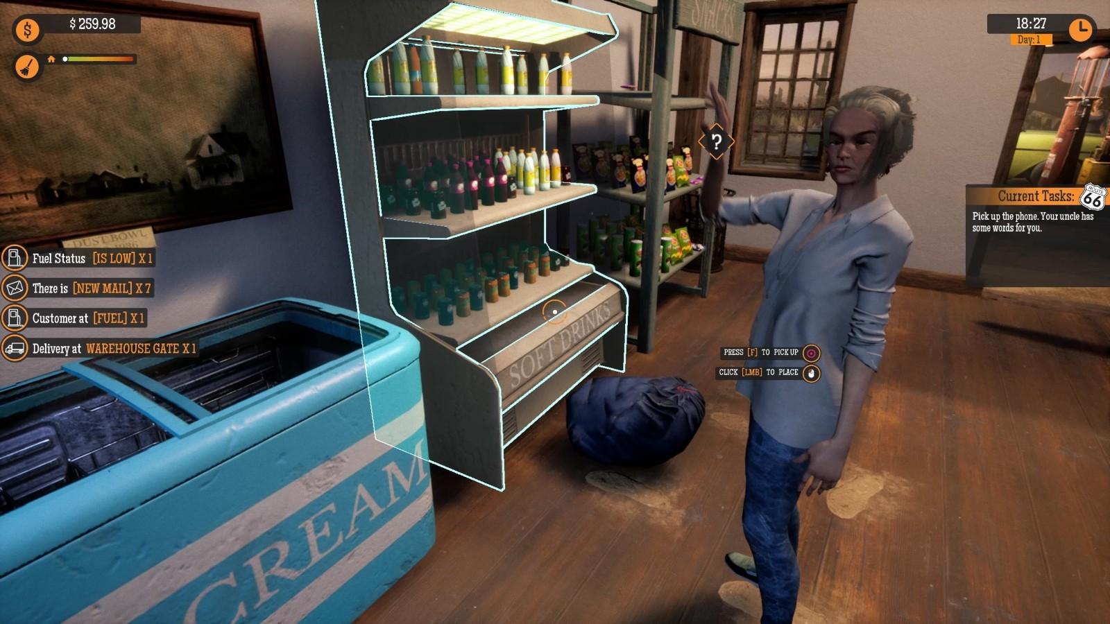模拟新作《加油站大亨》9月16日登Steam抢先体验插图11