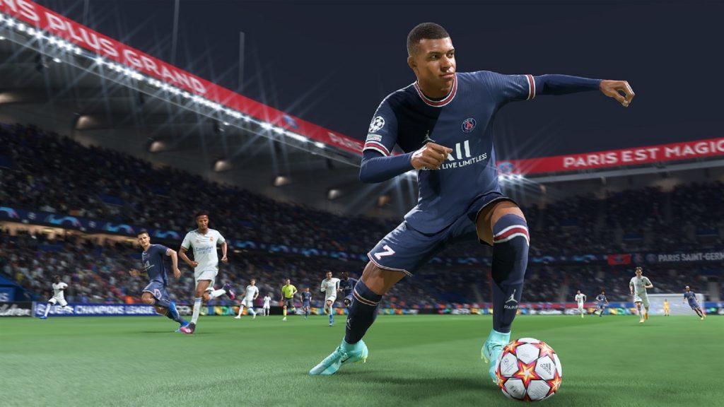 《FIFA 22》PS5版介绍 DualSense、3D音频等特性插图1