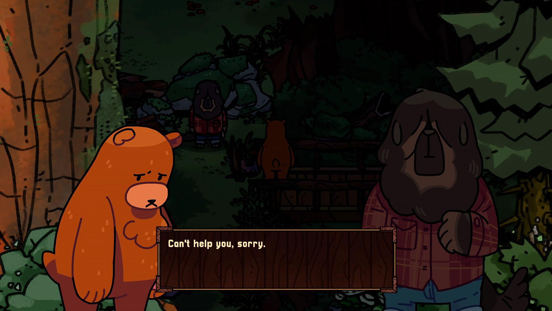 独立游戏《熊与早餐》跳票至2022年 将登陆NS和Steam