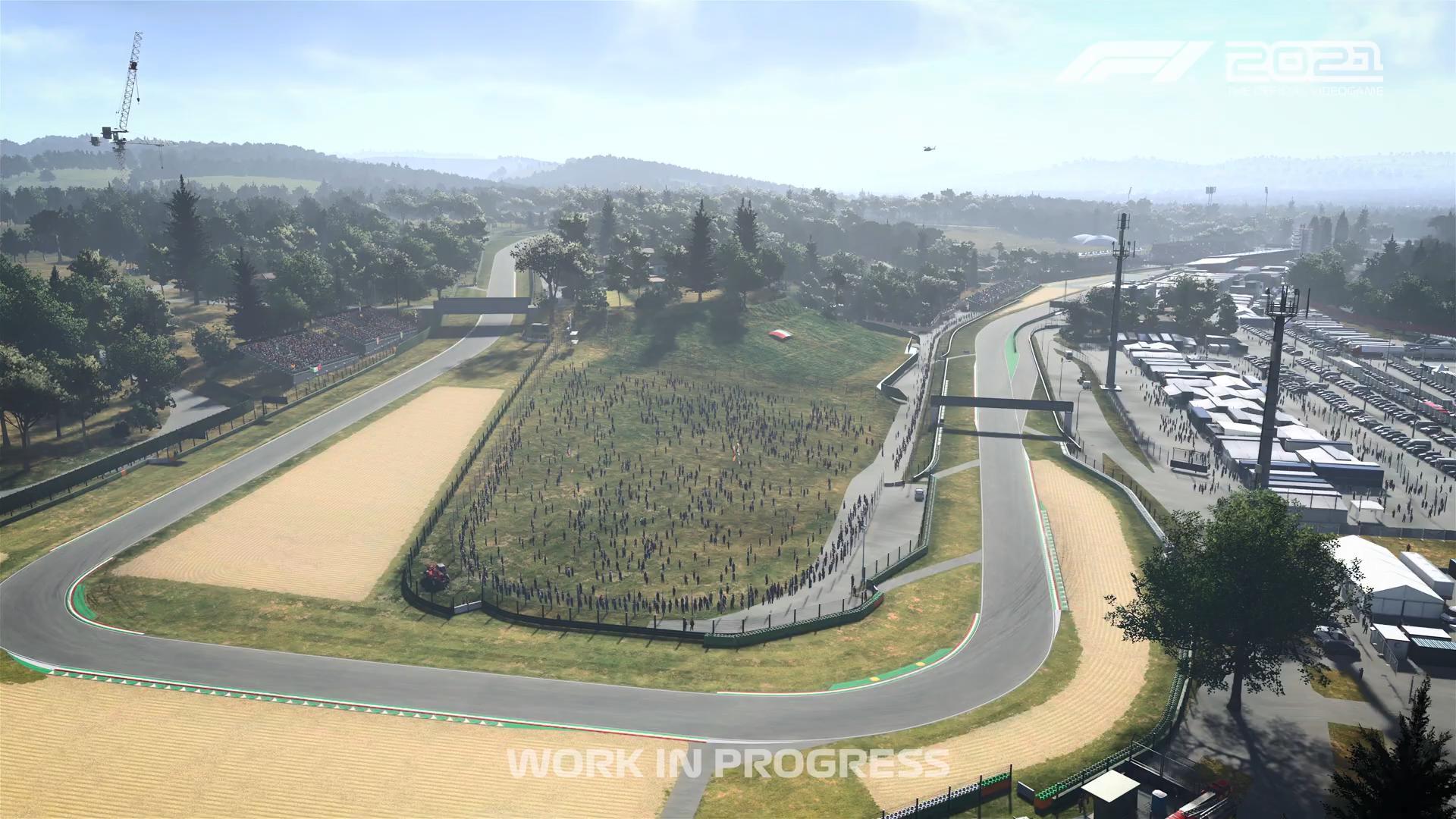 《F1 2021》发布免费更新 新赛道Portimao上线