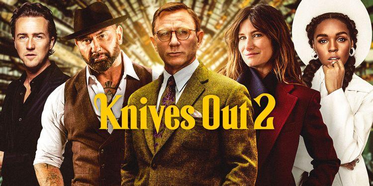 《利刃出鞘2》杀青 丹尼尔·克雷格回归海上谋杀案