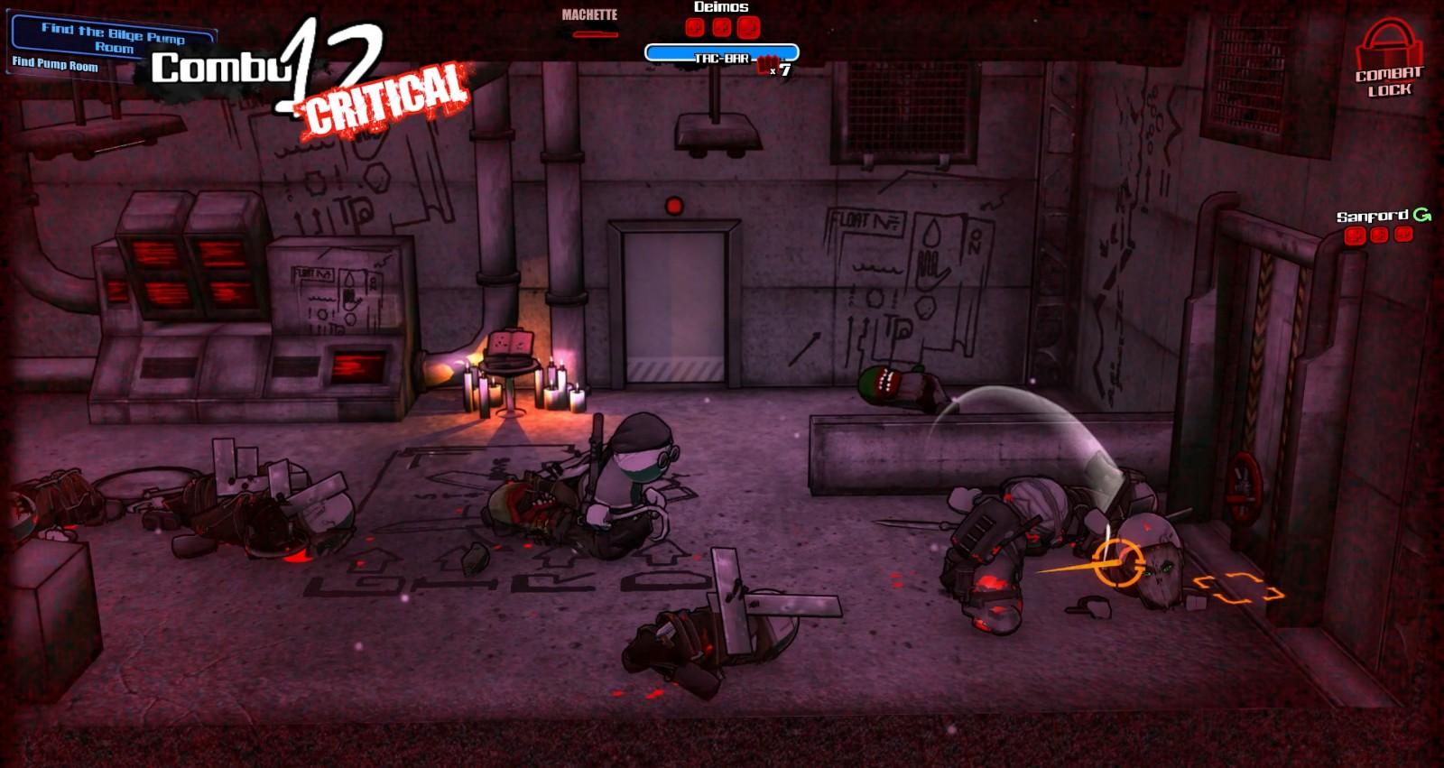 《狂暴之徒:联合计划》9月29日Steam发售 爽快动作