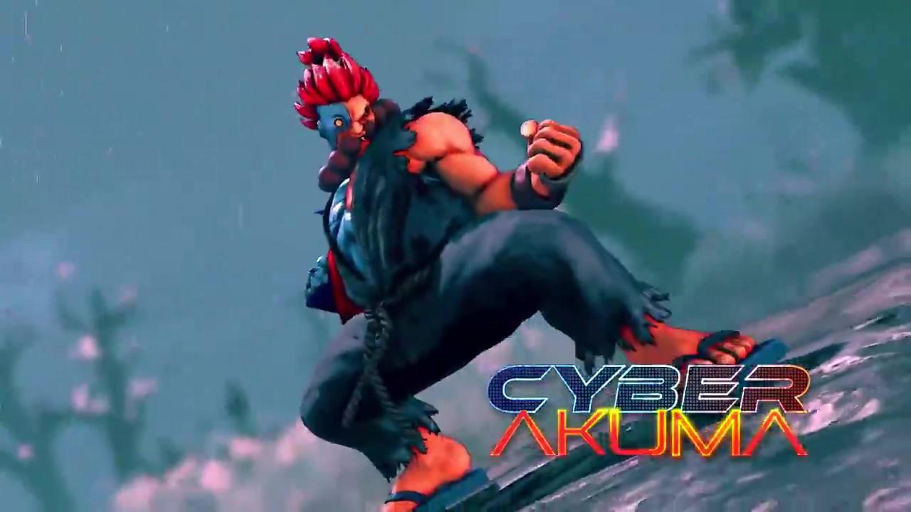 赛博豪鬼将作为皮肤回归《街霸5:冠军版》 9月21日正式上线