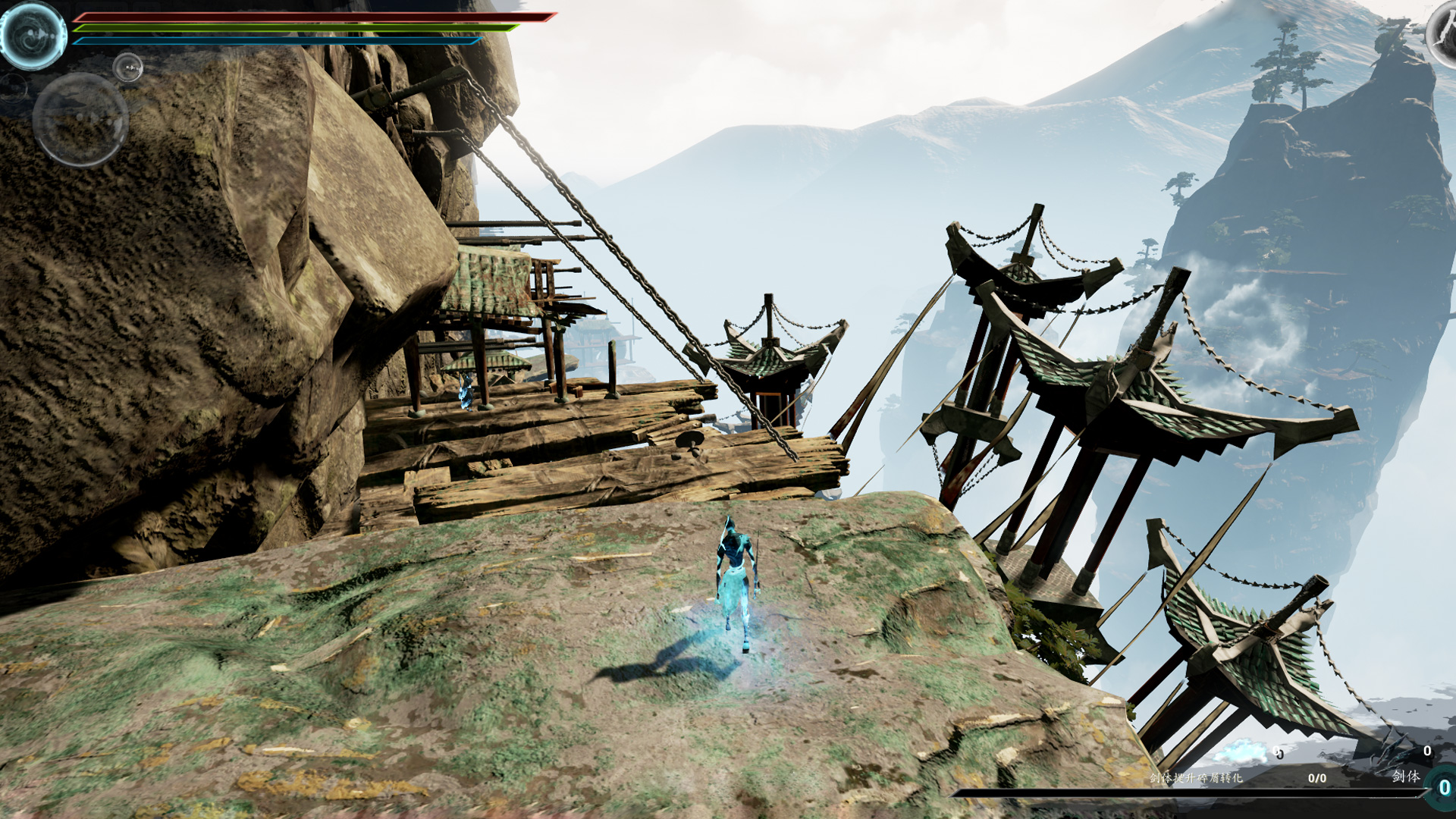 仙侠动作游戏《剑魄》开启试玩 正式版将于9月23日发售