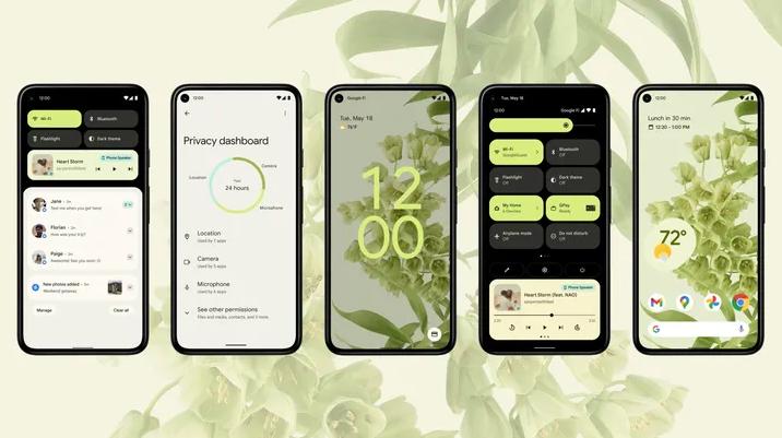 三星将向部分S21手机用户开放安卓12公测版