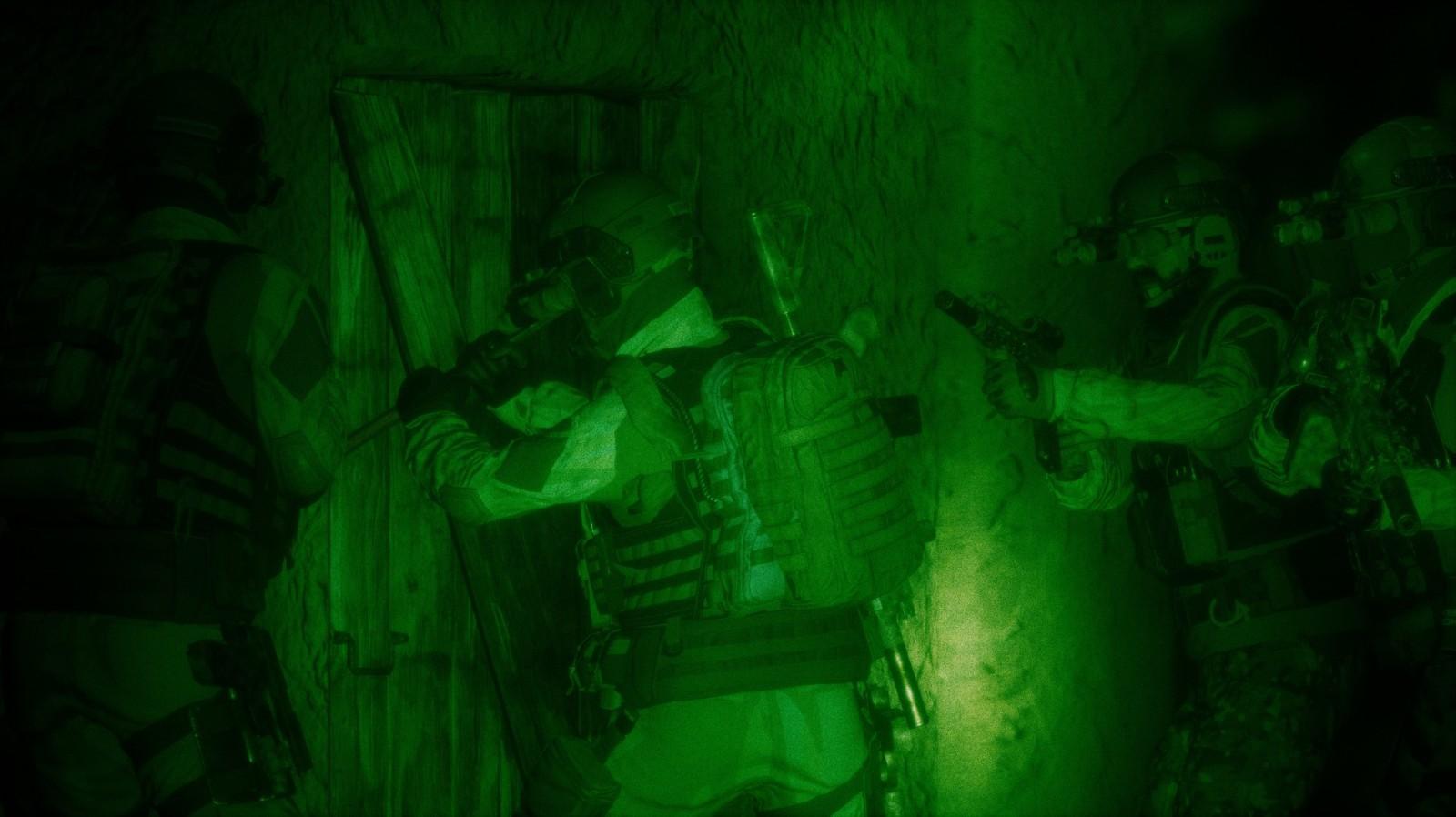 单人沙盒战术射击游戏《黑色一号:血盟兄弟》公布插图9