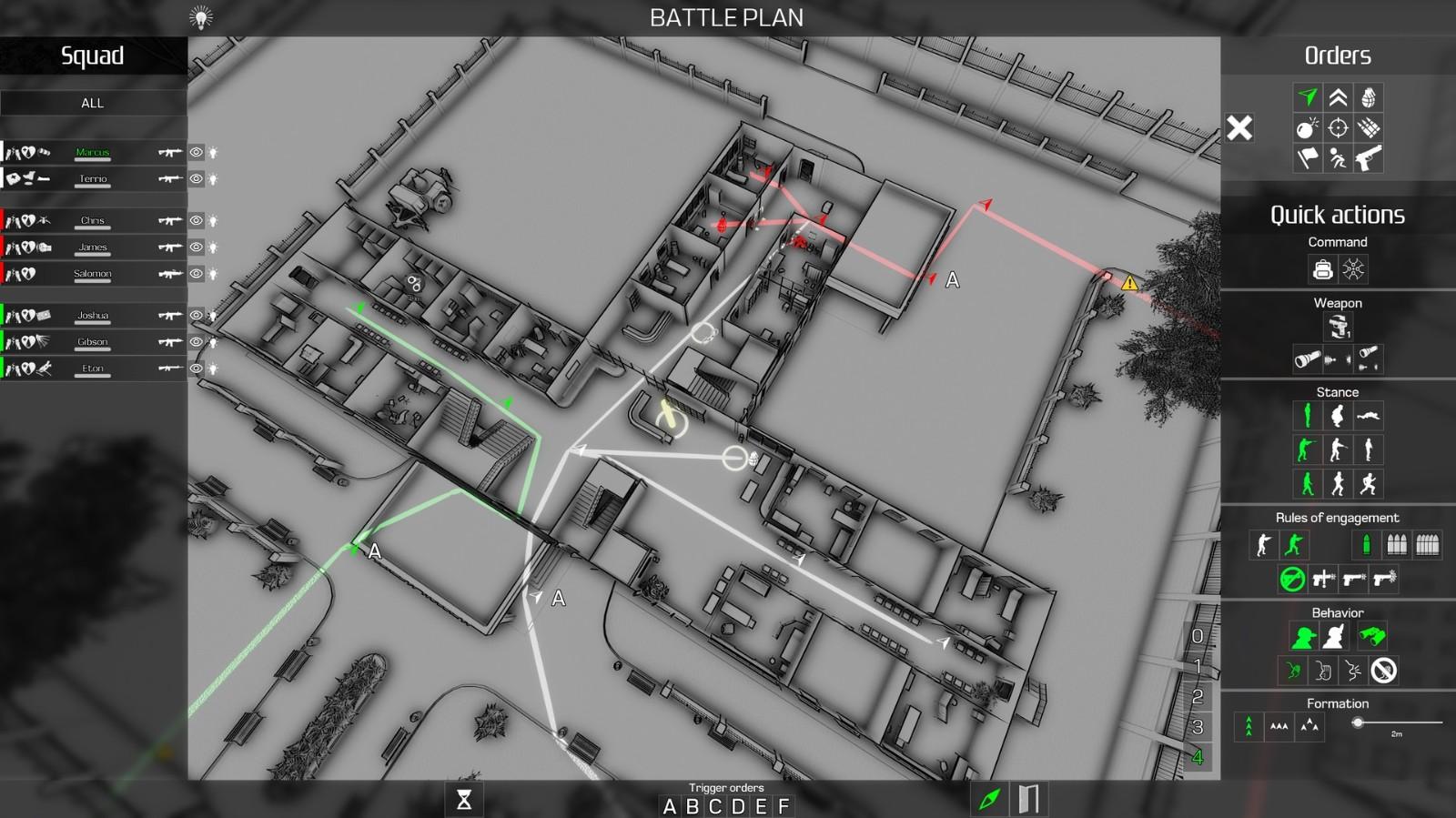 单人沙盒战术射击游戏《黑色一号:血盟兄弟》公布插图13