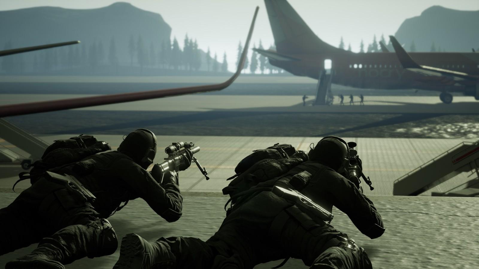 单人沙盒战术射击游戏《黑色一号:血盟兄弟》公布插图7