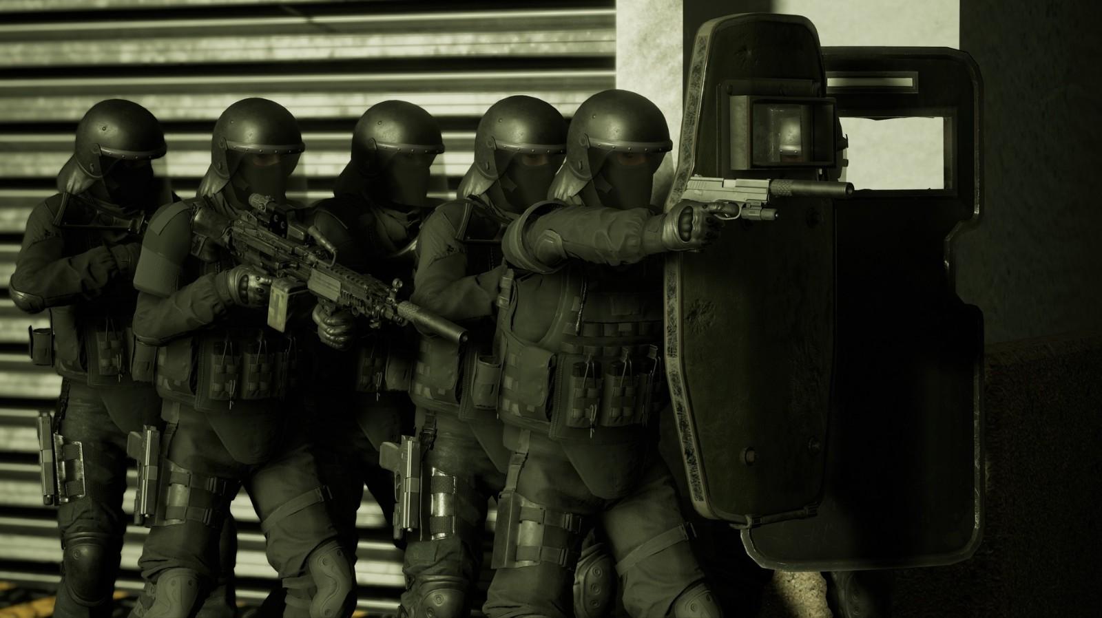 单人沙盒战术射击游戏《黑色一号:血盟兄弟》公布插图5