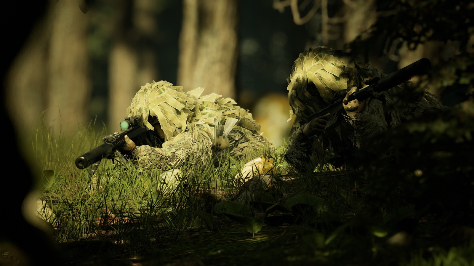 单人沙盒战术射击游戏《黑色一号:血盟兄弟》公布插图1