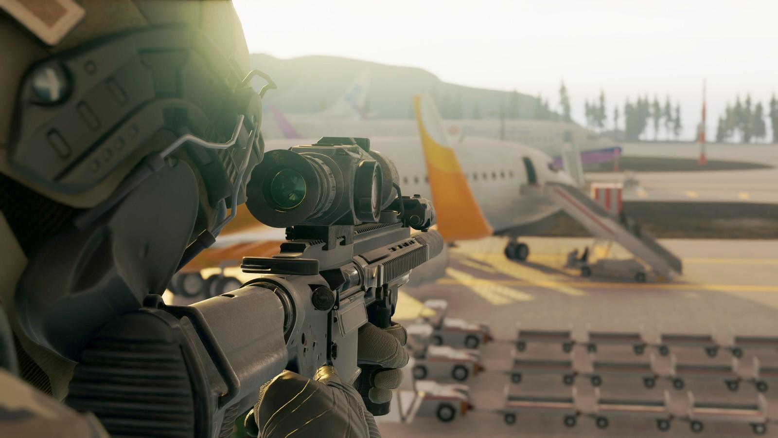 单人沙盒战术射击游戏《黑色一号:血盟兄弟》公布插图21